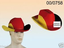 CAPPELLO COW BOY GERMANIA cappelli