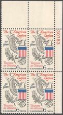 Scott # 1369 - Us Plate Block of 4 - The American Legion - Mnh - (1969)