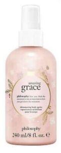 Philosophy Amazing Grace Shimmering Body Spritz 8oz / 240ml NEW