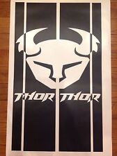 Thor Truck Race Stripe Ford Dodge Chevy Toyota Vinyl Decal Sticker Motocross RZR