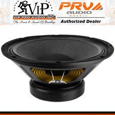 "PRV 12W750A 12"" Alto Series Pro DJ/Studio Speaker Subwoofer Sub, 750W, 8-Ohm NEW"