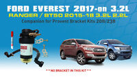 Pre-Filter for Provent Bracket Kits 20B 23B suits Ford Everest Ranger Mazda BT50