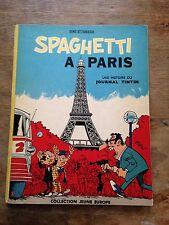 spaghetti à Paris EO 1964 dino attanasio côte BDM + 120e