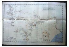 1938 Philby - THE LAND OF SHEBA - Arabia - MAPS - Photographs - PRE-BOOK -  8
