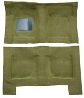 1965-1968 Ford Country Sedan Carpet Replacement - Loop - Complete   Fits: 4DR