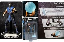 Mortal Kombat X Sub-Zero 3-3/4 inch Action Figure by Mezco Toys (NEW)