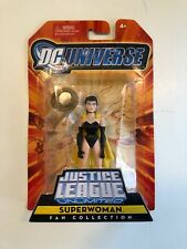 Justice League Unlimited Superwoman