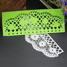 Hollow Flower Cutting Dies Stencil Scrapbooking Embossing Album Paper Card Craft