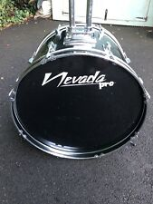 More details for bass drum