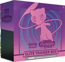 Pokemon Strike Elite Trainer Caja Fusion Sellado De Fábrica Envíos 11/12/2021 Preventa