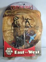 Sealed CRIMSON SKIES COLLECTIBLE MINIATURES GAME ACE PACK #1 EAST MEETS WEST