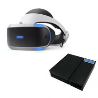 For Sony PlayStation PS4 VR Headset Processor Unit Virtual Reality Game Replace