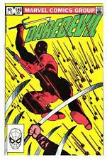 DAREDEVIL #189 - 1982 - Frank Miller - Marvel Comics - HIGH GRADE