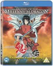 Legend Of The Millennium Dragon (Blu-ray)