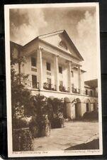 The  Williamsburg Inn,Williamsburg, Virginia. Vintage Postcard.