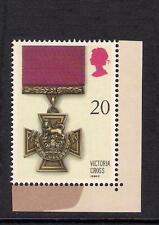 GB 2006 sg2666 Victoria Cross medal perf 14 all-over phosphor booklet stamp MNH