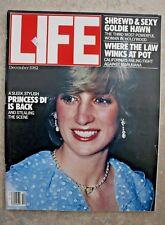 1982 Life Magazine - Princess Diana Cover