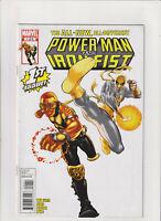 Power Man & Iron Fist #1 VF 8.0 Marvel Comics 2011 Luke Cage