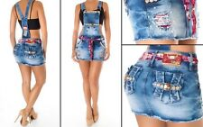 Colombian Denim Overall Dress -New Collection Size Available 3/4, 5/6, 7/8USA