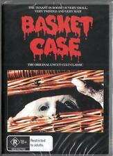 BASKET CASE - CLASSIC BLACK HORROR - NEW & SEALED REGION 4 DVD FREE LOCAL POST