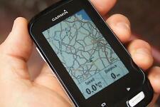 MicroSD con Mappe ITALIA MTB MAP per GPS GARMIN EDGE 1000 ANCHE STATI EUROPA