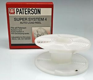 PATERSON SUPER SYSTEM 4 AUTO LOAD REEL