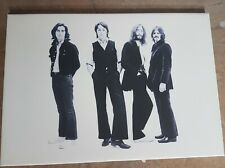 More details for the beatles canvas 20x14 inch