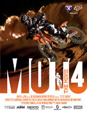 MOTO THE MOVIE 4 - With A Cast Of All The Champions - MX DVD