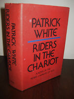 Riders In The Chariot Patrick White Nobel Prize 1st Edition thus Novel Fiction