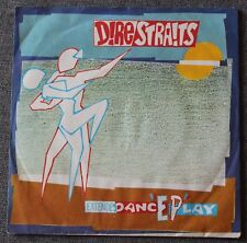 Dire Straits, twisting by the pool / two young lovers + 1, SP - 45 tours import