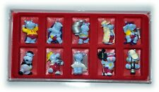 Die Happy Hippo Hollywood Stars -  Ferrero Ü-Ei Satz 1997 mit 10 BPZ
