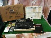 Vintage Sinclair ZX Spectrum Plus 48K Issue 3 Fully Working Complete BOXED Games