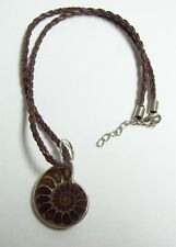 Fun See Through Snail SHELL Necklace