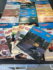 17 CUSHMAN MOTOR SCOOTER MAGAZINES  Cushman Club America 1991 1992 1993 1994