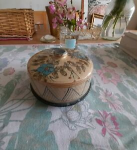Vintage Cheese Pot