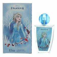 Disney Frozen 2 Elsa Perfume by Disney 3.4 oz EDT Spray for Girls