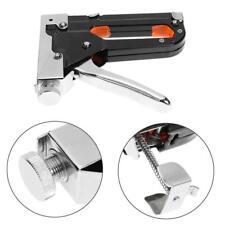 Nail Staple Gun Furniture Stapler for Wood Upholstery Framing Rivet
