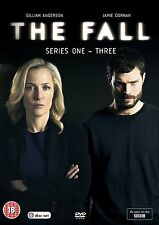 The Fall . The Complete Series 1-3 . Season 1 2 3 . Tod In Belfast . 6 DVD . NEU