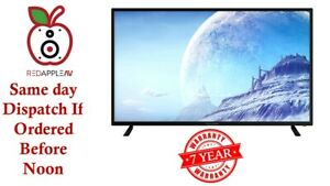 Mitchell & Brown JB-43CN18114K 43 Inch 4K Ultra Freeview UHD TV FREE Delivery