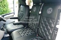 VW TRANSPORTER T6 KOMBI 1+2+3 VAN SEAT COVERS PREMIUM BENTLEY