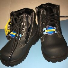 New Payless Smartfit Black Waterproof Boots Toddler Unisex 5.5M Euro21.5 Mex12.5