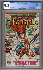 Fantastic Four #250 CGC 9.8 John Byrne Story Art Cover (1982) X-Factor