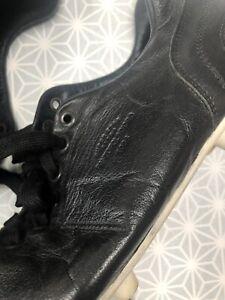 Pantofola D'oro Impulso FG UK8 Football Boots Very Condition Italy
