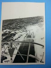 U-Boot Atlantik? Überwasserfahrt Graue Wölfe KM Kriegsmarine WK 2 WW 2