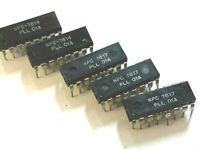 "PLL01A ""Original"" NPC Integrated Circuit   FREE US Shipping  LOT OF 5"