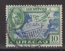 Curacao Luchtpost LP 26 CANCEL WILLEMSTAD Nederlandse Antillen airmail stamps