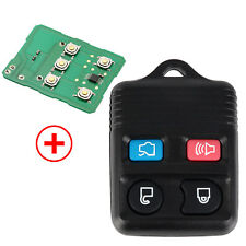 315Mhz Replacement Keyless Entry Remote Key Fob for Ford Focus Escape Explorer