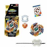 Beyblade Burst B-122 Booster Geist Fafnir.8`Ab Starter W/ Launcher Kid Gift Toy