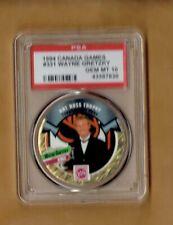 1994-95  Canada Games Pog  Wayne Gretzky  #331   PSA 10  Rare