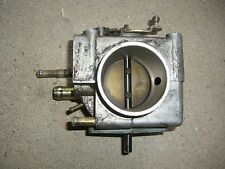 Drosselklappe Throttle Body Lancia Delta Integrale 8V Kat Evo 130 kw Bj. 1992